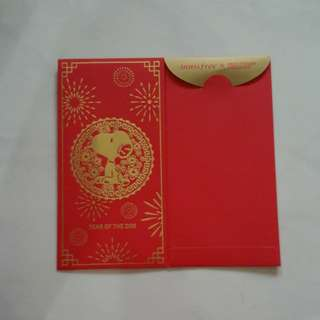 Snoopy red packet