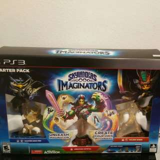 Ps3 skylanders Imaginators