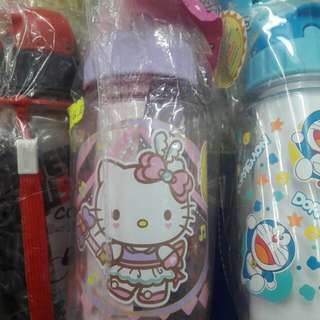 Sanrio Hello Kitty / 吉蒂貓軟管水樽350ml