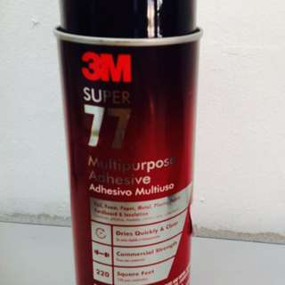 3M Multi purpose adhesive spray