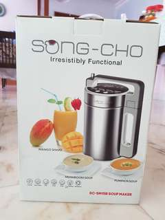 Song Cho SC-SM15B soup maker