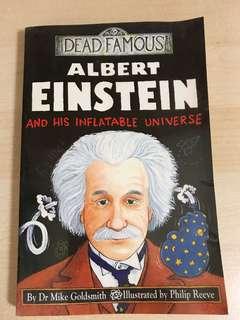 【Dead Famous】Albert Einstein & His Inflatable Universe