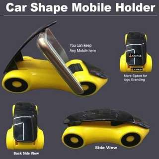 (A)CAR SHAPE MOBILE PHONE HOLDER