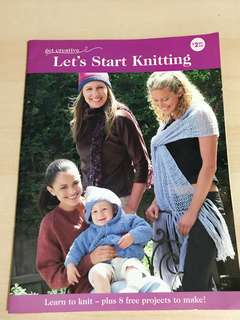Let's Start Knitting!