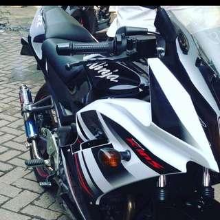 Take over kredit ninja 150cc