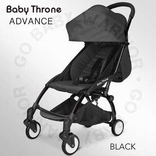 BABY THRONE ADVANCE BLACK FRAME - BLACK
