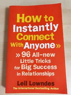 【Last Piece!】How to Instant Connect with Anyone Instantly!