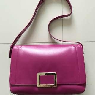 95% new Roger Vivier handbag