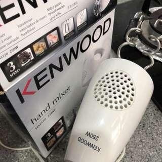 Kenwood 攪拌機(只用過幾次)