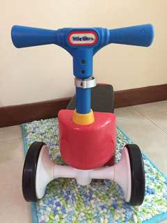 Preloved little tikes scooter