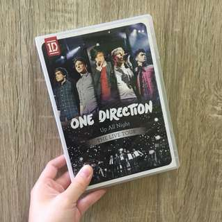 One Direction 'Up All Night' The Live Tour DVD