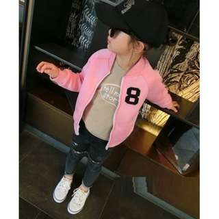69249 Korean Children Trendy Jacket