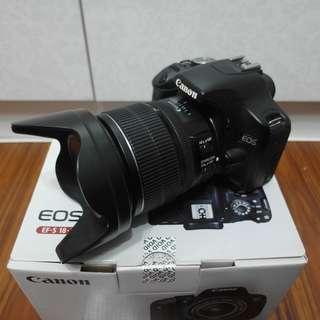 【出售】Canon 500D 數位單眼相機 彩虹公司貨