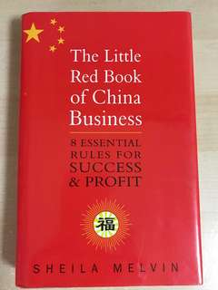 Do Business in China - Little Red Book
