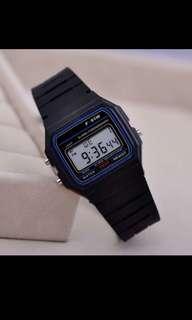 Casio Watch F-91W