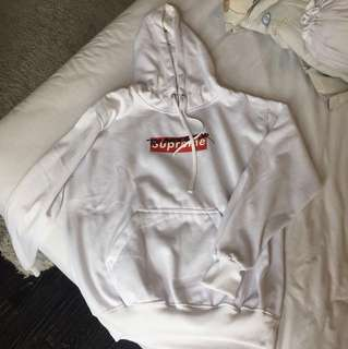 hoodie too broke for supreme