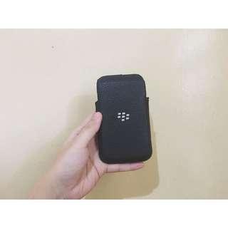 Original BlackBerry Classic Leather Slipcase
