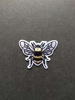 Bumblebee Bee Cute Iron On Patch