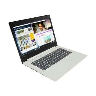 kredit laptop lenovo ideapad 320-14ISK-1KID Core i3 6006U Ram 4gb HDD 1Tb nVidia Dos free 1x cicilan