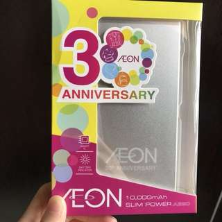 AEON  30週年 Power Bank 外置充電器