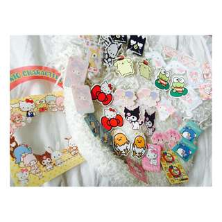 Sanrio Stickers