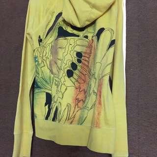 Jacket with zipper and hoodie ( Roxy brand) HotSALE 1888-1500
