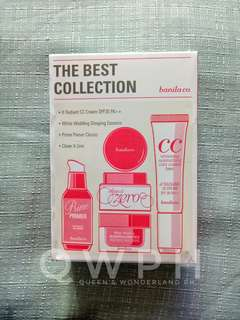 BANILA CO. The Best Collection Trial Kit
