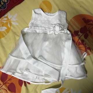 White Dress Sophia