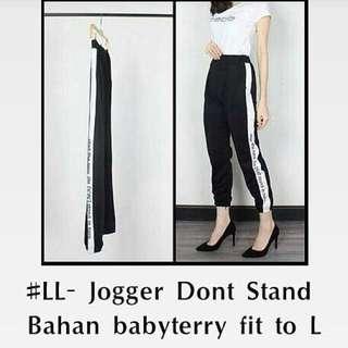 Jogger Pants black