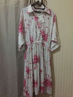 Floral Dress HnM