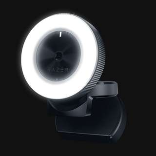 Razer KIYO - Broadcasting Camera with Illumination