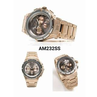 Mstra Watch Am233SS