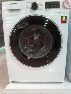 Cicilan mesin cuci samsung 9kg tanpa kartu kredit proses cepat 3 menit promo DP 0%