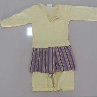 Baby Boy Baju Melayu