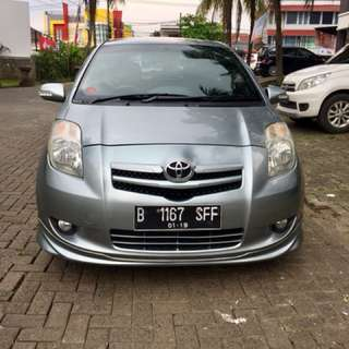Toyota yaris s at 2008/2009
