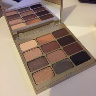 Stila eyes are the window eyeshadow palette -soul