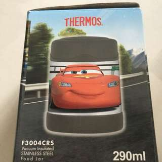 BN Thermos Disney Pixar's Car Food Jar