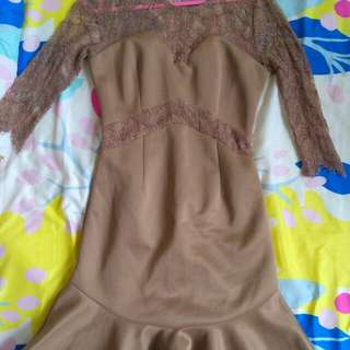 Doublewoot brown size S