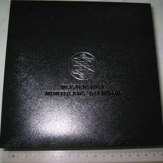 Meisterstuck Mont Blanc Diamond empty pen box
