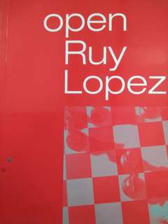Open Ruy Lopez (Chess Book)
