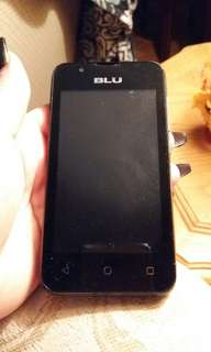 Blu samsung phone
