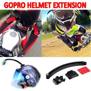 TGP002F Helmet Extension Mount Pole