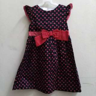 Baby Girl Strawberry Dress