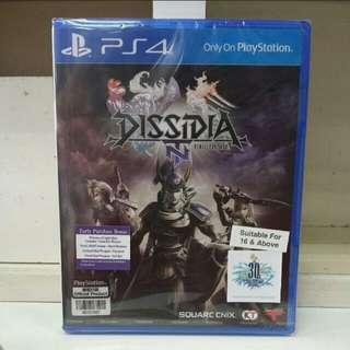 PS4 Dissidia Final Fantasy NT R3 English