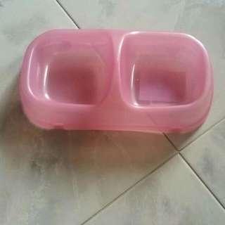 Pet Food Tray