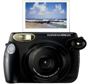 Instax Wide 210 w/ accessories
