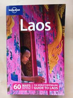 Lonely Planet Travel Guide: Laos