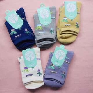 Assorted Cactus Socks