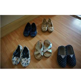 Pre LoVed girls shoes