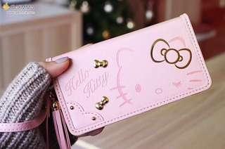 原裝Sanrio正版授權 Hello Kitty for iPhone X 皮套-公主盔甲系列 插卡皮套手機保護套 手機殼 iPhone Case
